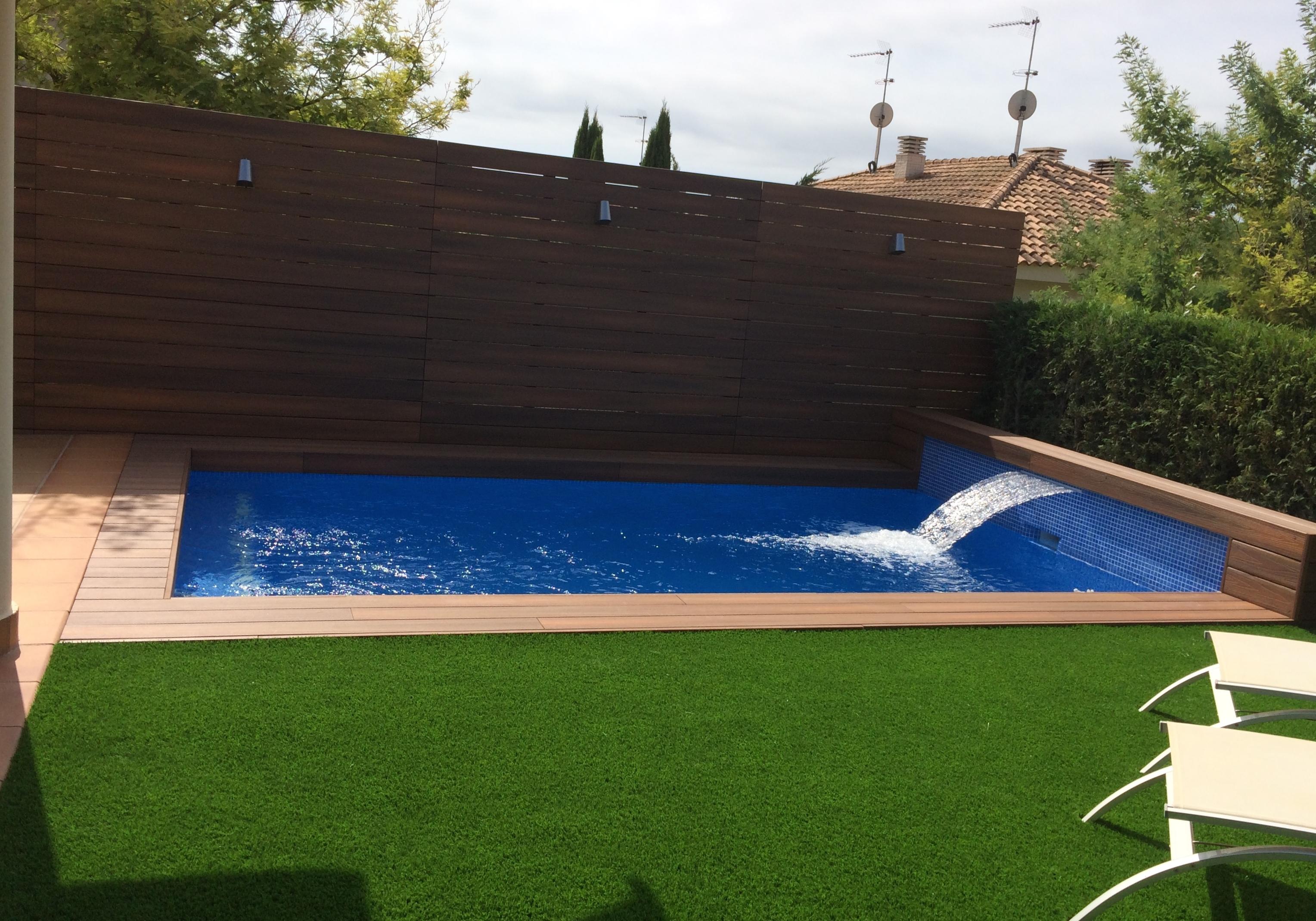 Construcci n de piscinas piscinas aop for Gresite piscinas colores
