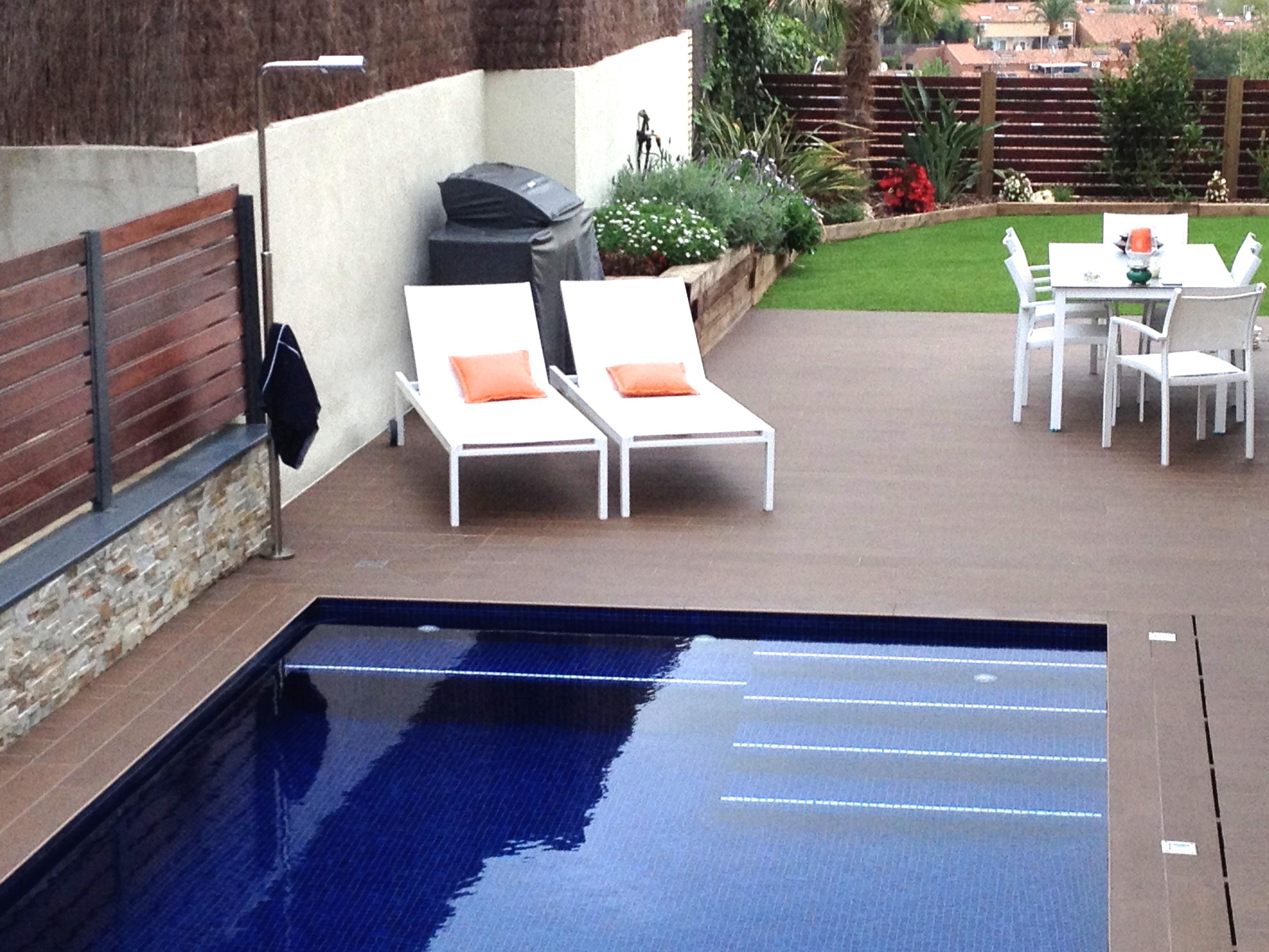 Noticias de construcci n de piscinas piscinas aop part 5 - Piscinas pequenas de obra ...