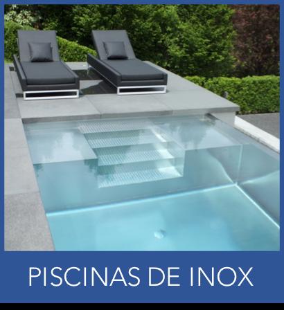 PISCINA INOX
