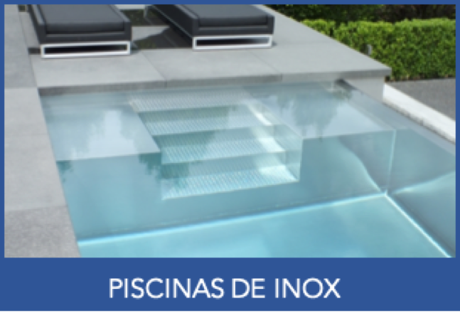 PISCINAS DE INOX HOME