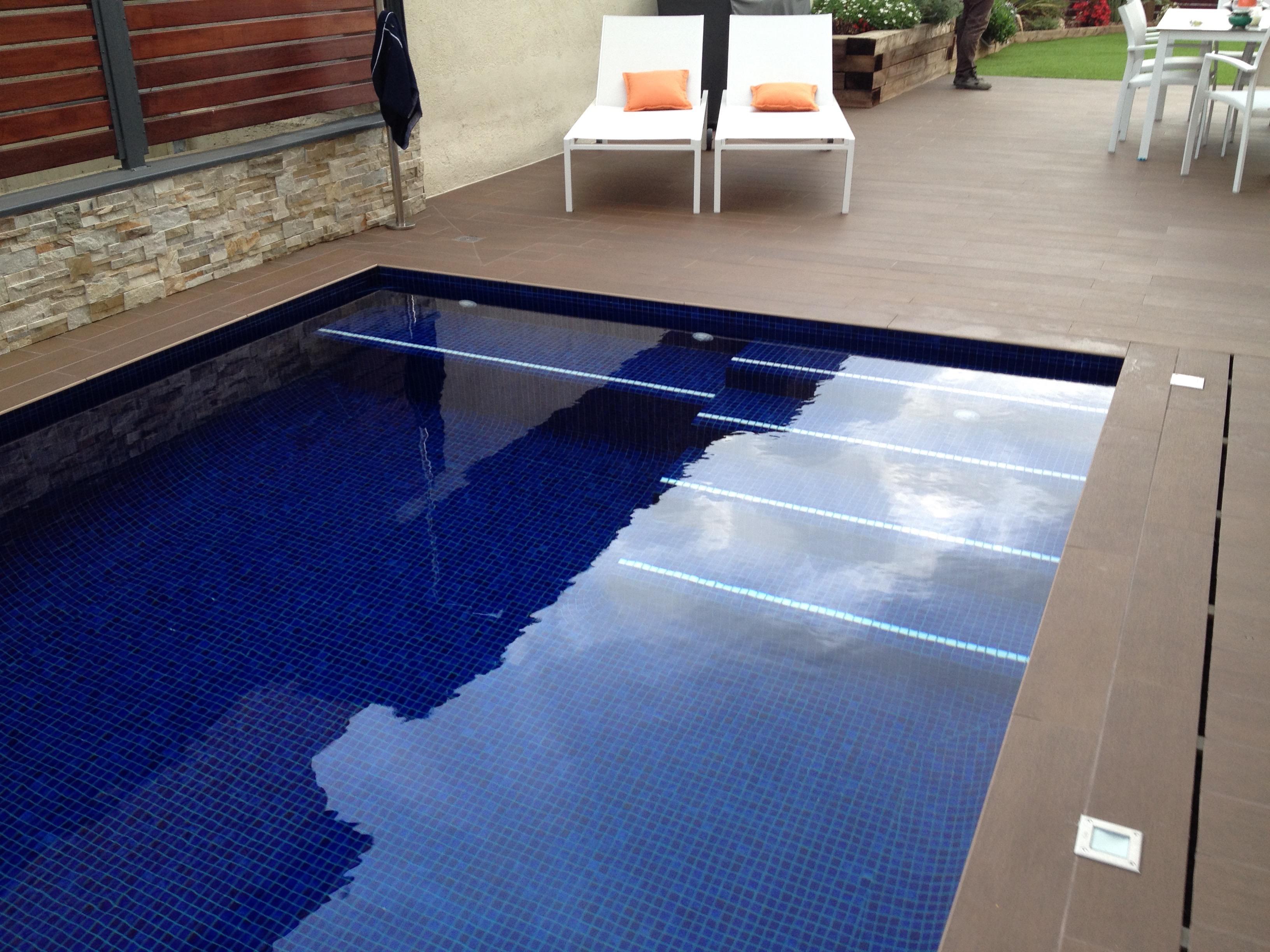 Construcción piscina Sant Quirze del Vallès | Piscinas Aop